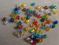 Glass Round Rocaille Beads