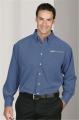 Polynosic Houndstooth Shirt