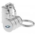Oil Barrel Keychain