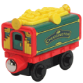 Chuggington Wooden Railway Musical Toy Train Car