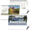 Triumph American Splendor Twin Looped Desk Calendar