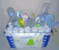 Mommy's Little Prince Gift Basket