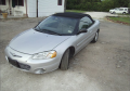 2001 Chrysler Sebring LXI Convertible Car
