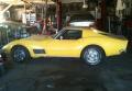 1971 Chevrolet Corvette Car