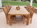 Luxor Teak Table Set