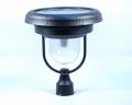 Tahoe Post Mount - Solar Lamp