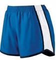 1265A Augusta Ladies Junior Fit Pulse Team Short