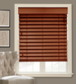 "2"" Natural Wood Blinds"