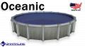 Aboveground Swimming Pool, Oceanic by Sharkline