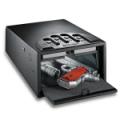 MiniVault Deluxe GV 1000D Pistol Safe