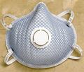 #FM-2300N95  Face Mask Respirator w/Exhalation Valve 10/BX 10/CS 2300