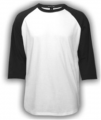 Adult Raglan Jersey T-Shirt