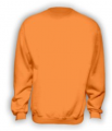 Texas Orange Adult Crewneck Sweatshirt