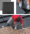 SkyPaver Composite Roof Pavers