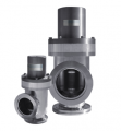 4000 Series Stainless Steel Angle Valve