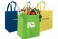 Atlas Non Woven Grocery Tote Bag