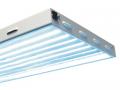 Sun Blaze T5 HO 24 - 2-ft 4-Lamp Fluorescent Light Fixture
