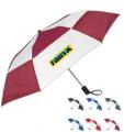 Gusto Vented Auto Open Folding Umbrella