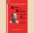 Supplement Edition: Apology of Socrates, and The Crito Book