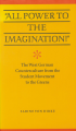 All Power to the Imagination! Book