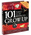 101 Things To Do Before You Grow Up Book