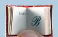 ABC for Tiny Schools Miniature Book