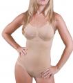 N-Fini Lycra Bodysuit Shaper Underwire Bra Full Panty