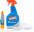 Clorox 2® Laundry Stain Remover & Clorox 2® Stain Fighter Pen