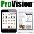 ProVision™: Retail Order Automation for iPad, iPad Mini