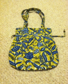 African Cloth Bags
