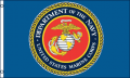 Marine Navy Flag