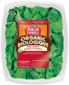 Organic Baby Spinach, Clamshell