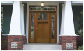 Classic-Craft American Fiberglass Entry Door