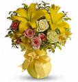 Teleflora в Sunny Smiles Bouquet