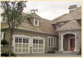 Custom Profile Carriage House Garage Door