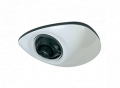 Ultra Series 720+ TVL True WDR Low Light Indoor 3-Axis Dual Voltage Low Profile Camera
