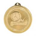 "Attendance Medal - 2"" Diam BriteLazer(TM) Series"