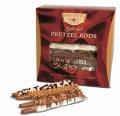 30 ct. Chocolate-Caramel Pretzel Rods