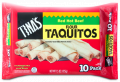 Red Hot Beef Taquitos