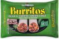 Bean & Cheese Green Chili Burrito
