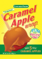 Caramel Apple Wrap