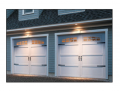 Model 161A Courtyard Collection Garage Doors
