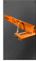 CHPC Convertible Single Girder Cranes