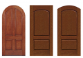 20 minute Fiberglass Fire-rated Doors