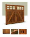 Canyon Ridge Limited Edition Series Clopay Garage Door