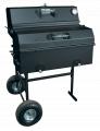 "The ""Open Range"" Model 30-P Patio Smoker"