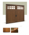 Canyon Ridge Ultra Grain Series Clopay Garage Door