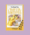 The Buddy Files: The Case of the Library Monster by Dori Hillestad Butler (Hardcover) Book