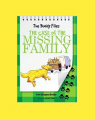 The Buddy Files: The Case of the Missing Family by Dori Hillestad Butler (Softcover) Book