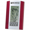 Atomic Digital Alarm Desk/Wall Clock